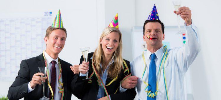 Fêter l'anniversaire de son entreprise : tout ce qu'il faut savoir