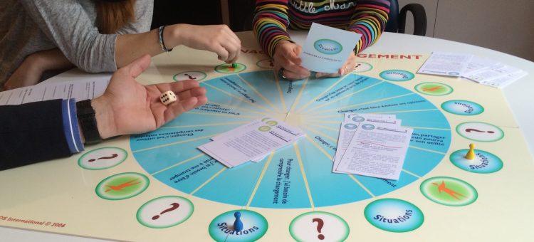 Le jeu de formation : un mode d'enseignement innovant