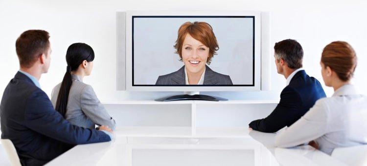 Ce que la visioconférence peut apporter dans le milieu professionnel